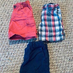 2T polo shorts
